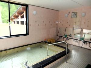 大浴場で体の芯までリラックス