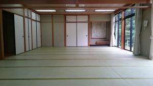 30畳の大広間は、宿泊だけでなく、宴会にもご利用可能です