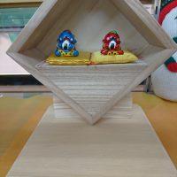 小物の飾り台としても最適です。